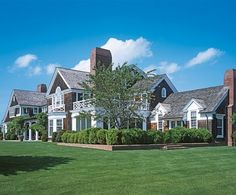 AD 100: Robert A. M. Stern - Reconsidering a Classic - some places just look best in shake shingle