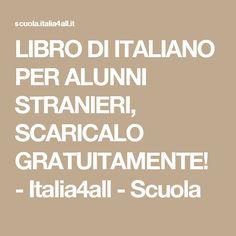Kitchen Storage Solutions, Mountains, Learning Italian, Autism, Future Tense, Italian Language, Bergen