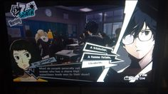 [Persona 5] How to trigger a complete nation with one question http://ift.tt/2es0a4G