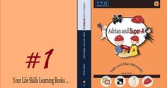 Life Lessons in this Adrian and Super-A Life Skills Learning Book: Ask for Mom's permission. See sibling's perspective on waiting. Work together. To feel differently about the same thing. Wash hands. Sit still... From: http://bemyrails.com/ ***Buy at The Autism & ADHD Kids Web Shop:http://astore.amazon.com/the-autism-and-adhd-kids-webshop-20?_encoding=UTF8&node=70