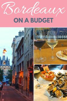 How to Travel Bordeaux on a Budget: Travel Guide & Tips Backpacking Europe, Travel Tips For Europe, Travel Advice, Budget Travel, Travel Guides, Europe Destinations, Corsica, Bordeux France, Malaga