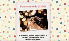 Happy Christmas Buone feste Tantissimi auguri a tutti Milano Haus Musik milanohausmusik@gmail.com