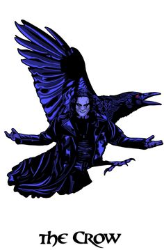 The Crow Quotes, The Cooler Movie, Crow Movie, Brandon Lee, Bruce Lee, Crow Art, Gothic Aesthetic, Horror Monsters, Raven Tattoo