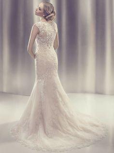 Casablanca Couture Wedding Dresses - Style B080 [B080] - $1,980.00 :  Wow!