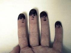 Beatle Fingers