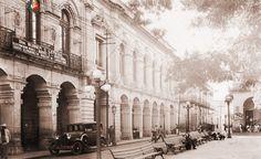 Palacio de Justicia. Morelia, Michoacán (ca. 1930).