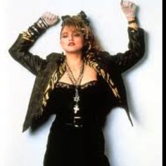 When Madonna was considered a Rebel.