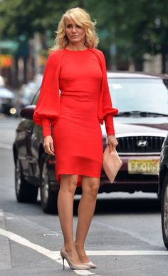 c22c4d2a00 Seen on Celebrity Style Guide  The Other Woman Movie Fashion  Cameron Diaz