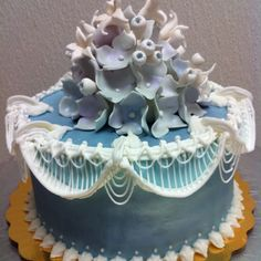 drop line cake carlo's bakery - Google Search