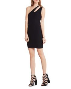 BCBGeneration One Shoulder Seamless Dress | Bloomingdale's $47 Love/HAVE TO TRY IT