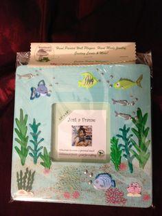 Fish Tank Decorative Picture Frame Sale Price by ReprievesCorner, $9.99