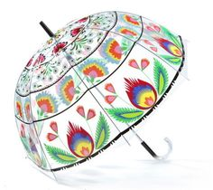Vintage Umbrellas – Folk umbrella – a unique product by 5Lucky on DaWanda