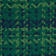 Exploding with soft texture, take home this <strong>Evergreen and Eclipse Blended Wool Tweed</strong>. Thick yarns are woven to create a geometric zig zag design referencing a 1970's afghan. Somewhat thicker with a medium weight, create retro blazers, wrap skirts or light jackets for fall and winter. Its movable drape makes it great for wrap skirts or peplums. Very slightly translucent through its weave, a lining may be desired.