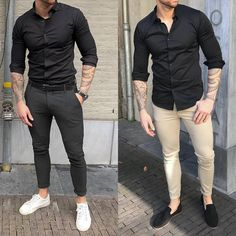 Mens Casual Dress Outfits, Formal Men Outfit, Casual Wear For Men, Stylish Mens Outfits, Mens Fashion Blazer, Suit Fashion, Designer Suits For Men, Herren Outfit, Mode Chic