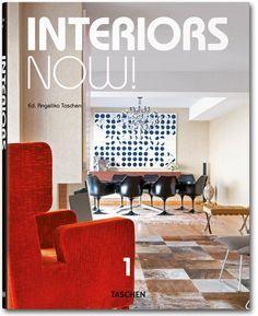Interiors Now! 1. TASCHEN Books (Midi-Format)