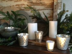 Rendezvous Candles at Art on the Side- Watkinsville, GA