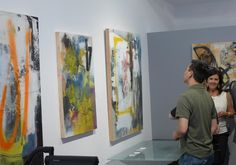 We host an annual art event featuring emerging artists from Chicago and beyond.