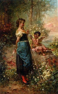 Hans Zatzka: Goddesses, Nymphs, and Enchanted Gardens - CAPULET ART ORIGINALS AND COMMISSIONED ARTWORK www.capuletart.com1000 × 1616Buscar por imagen CAPULET ART ORIGINALS AND COMMISSIONED ARTWORK eugenio eduardo zampighi - Buscar con Google