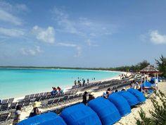 Carnvival Cruise: Half Moon Cay Tips - Last Mom