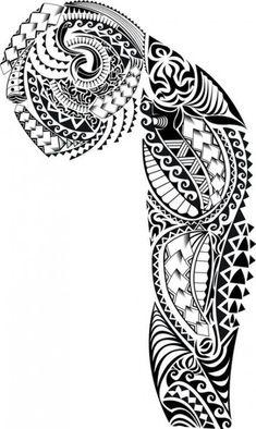 maori tattoos in london Maori Tattoo Arm, Tribal Sleeve Tattoos, Sleeve Tattoos For Women, Leg Tattoos, Arm Band Tattoo, Star Tattoos, Body Art Tattoos, Tattoos For Guys, Samoan Tattoo