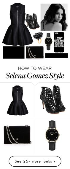 """""""60"""" by mbubbles109 on Polyvore featuring Lavinia Cadar, ROSEFIELD and Nach Bijoux"""