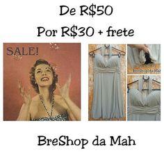 BreShop da Mah: #sale !!!! #promoção !!!! De R$50 por R$30 + FRETE...