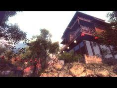 Asia - Far East Environment - Unity 3d