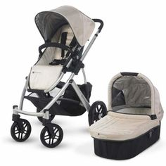 Uppababy Vista Stroller 2012 Lindsey. This is the best stroller ever. And the best site to buy it on! Love it. It can expand to accommodate you family, with apparatus' for up to 3 kids