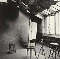 Irving Penn Studio
