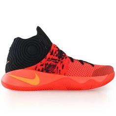 bea14d0d9db nike KYRIE 2 BRIGHT CRIMSON ATMC ORNG-BLCK Nike Kyrie
