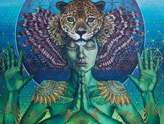 Serpent eros / Sacred Geometry <3