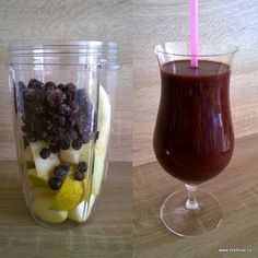 smoothie – jsem si oblíbila v Thajsku a po . - My site Nutribullet, Smoothies, Pudding, Drinks, Recipes, Limo, Food, Diet, Beverages