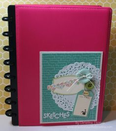 Creations with Christina: Sketch Book