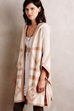 Negev Shawl Cardigan - anthropologie.com