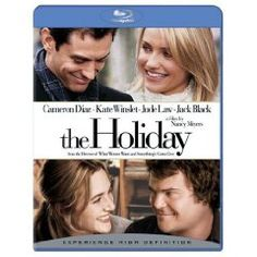 The Holiday, such a great movie about love.. And the soundtrack is phenomenal!