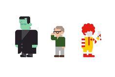 Every Hey: il profilo Instagram dei personaggi pop superflat