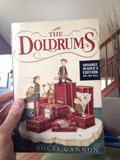 """""""I fell in love with The Doldrums one summer afternoon.""""- @susanrkatz, President & Publisher of @HarperChildrens"""