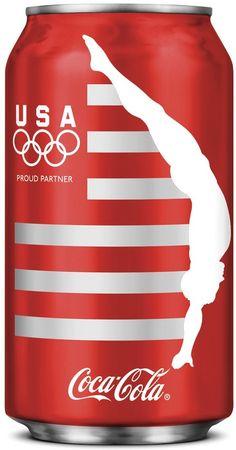Coca-Cola - Olympics: Diving