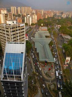 Estacion Parque del Este.....Caracas