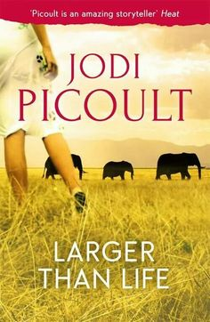 """Read """"Larger Than Life"""" by Jodi Picoult available from Rakuten Kobo. From Jodi Picoult, Sunday Times bestselling author of The Storyteller and My Sister's Keeper, comes a gripping and be. Best Books To Read, I Love Books, Good Books, My Books, Library Books, Love Reading, Reading Lists, Book Lists, Reading Books"""