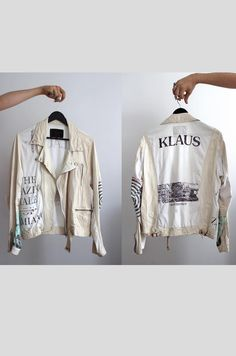 Undercover Runway Klaus Jacket Size M $2100 - Grailed
