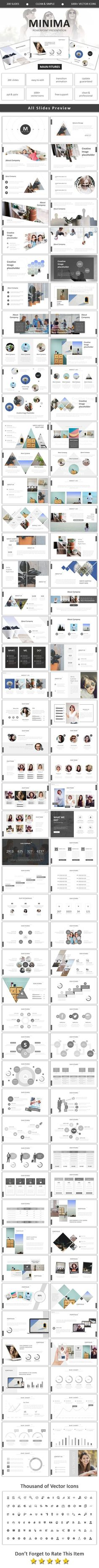 Minima Creative Powerpoint - Business PowerPoint Templates