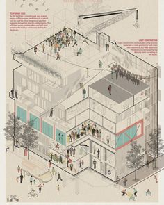 Mikel Azkona Uribe http://ift.tt/2icAhCV #drawing #architecture...
