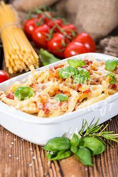 Gratin de macaronis à l'Italienne, une TUERIE !