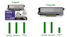 Which one #Brother TN-650 Cartridge is the best for you documents?