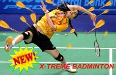 x-treme Badminton