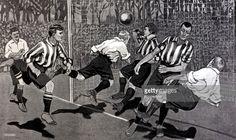 School Football, Sport Football, Football Cards, Football Players, Sheffield United Fc, Crystal Palace Fc, Palace London, Fa Cup Final, Everton Fc