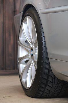 BMW E46, 18 Inch Wheels