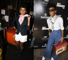 janelle monae without black and white - Google Search
