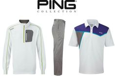 The expansion of the men's line outlines the brand's intentions to provide serious golfers with every facet needed to maximise their potential on the golf course Golf Style, New Golf, Hole In One, Played Yourself, Golf Fashion, Golf Outfit, Golf Shirts, Wetsuit, Polo Ralph Lauren